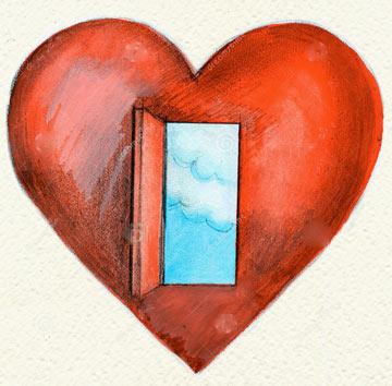 http://www.geloventhuis.nl/images/2018doordedeur/groot-rood-hart-met-een-open-deur-blauwe-hemel-en-wolken-21364084.jpg