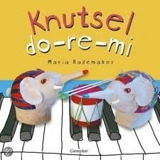 Knutsel do-re-mi boek