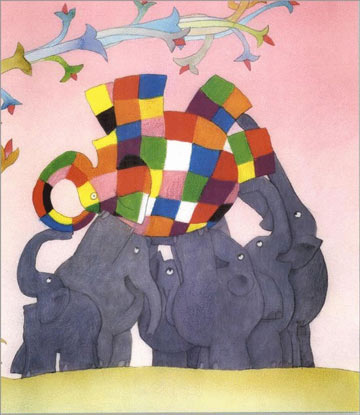 PB illustratie elmer